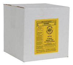 Budswel Dry 12 lb (CA Label) (4/Cs)