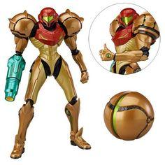Metroid Prime 3: Corruption Samus Aran Figma Action Figure [Pre-order]