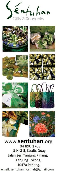 Sentuhan Gifts & Souvenirs . 3-H-G-5 Straits Quay