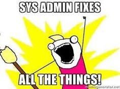 fixes all the things!