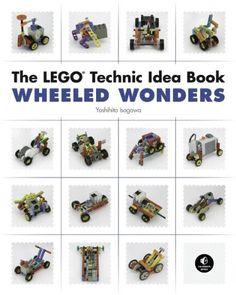 The LEGO Technic Idea Book: Wheeled Wonders by Yoshihito Isogawa http://www.amazon.com/dp/1593272782/ref=cm_sw_r_pi_dp_.Utovb1XSRMVM