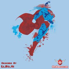 The Protector T-Shirt | $11 Superman tee at Epic Embrace