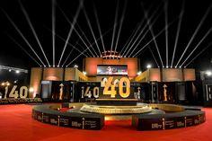 Render Design, Stage Set Design, International Film Festival, Cairo, Landscape Design, 3 D, Behance, Photoshop, Red Carpet