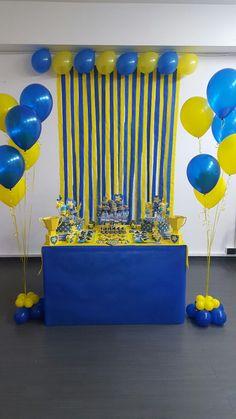 Half Birthday Minion Party Ideas Baby Shower