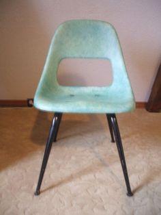 Vintage-Modern-Mid-Century-Fiberglass-Sturgis-Posture-Chair-Co-MI ...