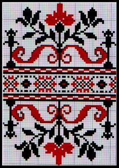 Dsn Cross Stitch Borders, Cross Stitch Charts, Cross Stitch Embroidery, Cross Stitch Patterns, Knitting Stitches, Knitting Patterns, Needlepoint Designs, Craft Patterns, Loom Beading