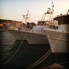 Murter port #port #murter #murterisland #fishingboat #boat #instaphoto #picoftheday #photoftheday #crostagram #nokialumia #lumia920 #_connects #nokiahrvatska #lovecroatia #croatia #croazia #kroatien #hrvatska
