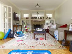 How to Get Rid of Clutter - How to Organize a Home With Kids - Good Housekeeping