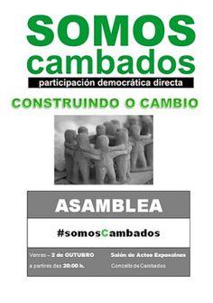 CORES DE CAMBADOS: ASAMBLEA DE SOMOS CAMBADOS