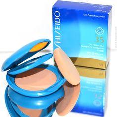 Finalmente testei, aprovei e resenhei a nova versão da famosa base protetor solar em pó da @shiseidobrasil. O post está no makeupatelier.com.br. link na bio. #resenha #beleza #beautyblog #shiseido #protetorsolarempó #cosmetics