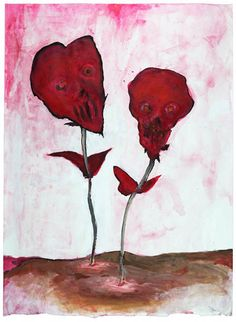 Les Fleurs du Mal. Marilyn Manson