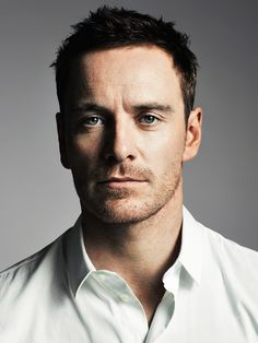Michael Fassbender. He looks like a combination of Hugh Jackman and Viggo Mortensen, but oh so much lovelier