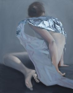 Untitled I. 80x60 cm oil on canvas 2014.