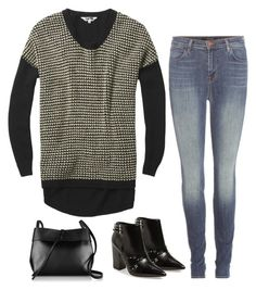 """Untitled #413"" by tawnee-tnt ❤ liked on Polyvore featuring J Brand, NIKITA, Kara and L.A.M.B."