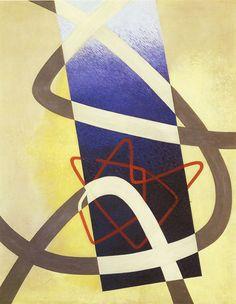 László Moholy-Nagy, SPACE Ch 3, 1938