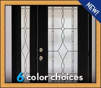 Decorative Window Film, Privacy Films, Frosted, Stained Glass & Color Tint Films - Wallpaper For Windows