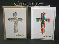 Qbee's Quest Stamping Ideas                                                                                                                                                                                 Más