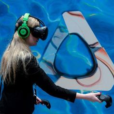 Tech: HTC Just Launched a Virtual Reality App Store With $1 Content