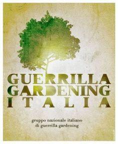 Guerriglia gardening Roma