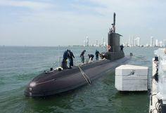La Armada de Colombia pone a punto sus submarinos U-209-1200 y U-206 A-noticia defensa.com