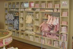 Como decorar uma loja de roupas infantis | Del Carmen by Sarruc