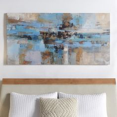 Corrigan Studio Painting Print on Wrapped Canvas & Reviews | Wayfair