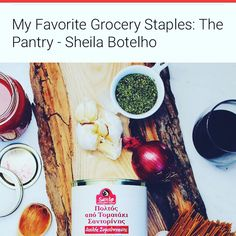 What's in your pantry? The variety might surprise you.  http://www.sheilabotelho.com/the-pantry/  #wellnesswednesday #healthyeating #pantryitems #eatclean #cleaneating #wellnesscoach #wellnessblog #toronto #ottawa #ontario #montreal #quebec #vancouver #BC #vibrantlife