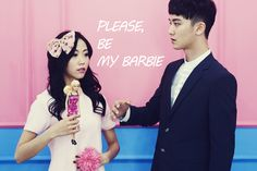 THE CLASS Brand pictorial / Please, be my barbie!