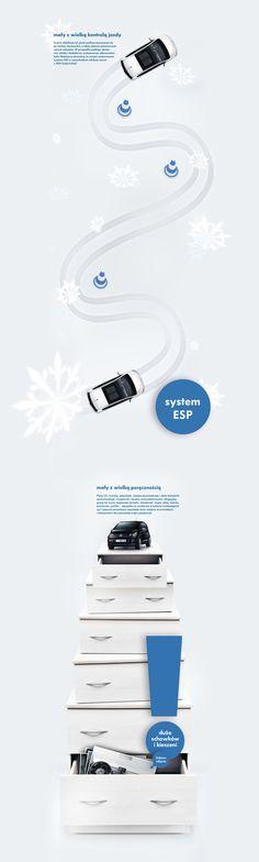 The new Volkswagen up!   http://www.volkswagen-up.pl/