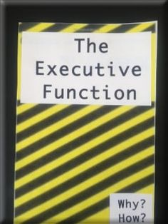 *What's the Buzz about Executive Functions? Extensive and well-researched article on Executive Functions and their impact in education by Dr. Jean Feldman.  Includes a number of specific tips, lots of fun activities and even a few songs that encourage EF development in the classroom.