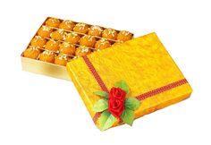 Motichur Laddu Box @ Rs.750.00
