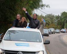 Martinez profundiza su candidatura a Gobernador en los Sauces