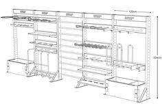 Modular Storage | ESP Fitness