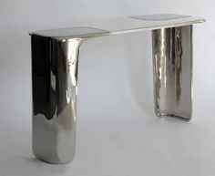 Black and silver patinated console it is a piece of art… Living Room Interior, Furniture, Interior Design Living Room, Table Furniture, Interior Design Bedroom Teenage, Interior Design Bedroom Small, Fantastic Furniture, Furniture Inspiration, Sideboard Console