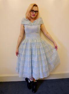 Wardrobe Conversations: Dressing Up at Judy's