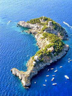 Beautiful islets