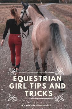 In this article you will find some useful equestrian tips and tricks (for girls only! Wash your face after the ride! There is a lot of dust in ho Equestrian Girls, Equestrian Outfits, Equestrian Fashion, Equestrian Style, Dressage, Horse Riding Tips, Trick Riding, Horse Horse, Andalusian Horse