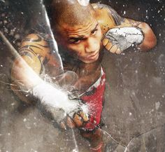 Miguel Cotto. Number 4