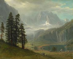 Albert Bierstadt - Spanierman Gallery LLC