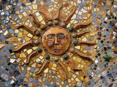 Sun Mosaic - Doylestown, PA by fundraz34, via Flickr