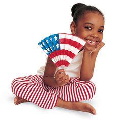 July Fourth Flag