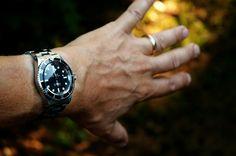 Does it get any better. Rolex sub 5513 Serif dial The most classic watch ever... #rolex #rolex5513 #classic #watchporn #watchesofinstagram #mondanibooks #limitless #enjoyinglife #Denmark