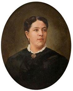 Baronesa de Araraquara, por Almeida Júnior