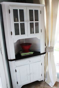Awesome Dining Room Corner Hutch