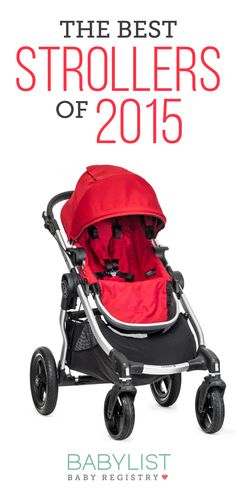 Need some stroller advice to help you pick the best one? Here are the 7 best strollers of 2015 - based on our own research + input from thousands of parents. Every family is different. Use this guide to help you figure out the best stroller for your family's needs and priorities.