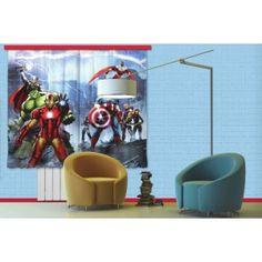 Bosszúállók dekor függöny (280 x 245 cm) Mickey Mouse, Mugs, Tableware, Dinnerware, Tumblers, Tablewares, Mug, Dishes, Place Settings