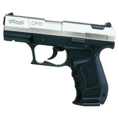 Walther CP99 Air Pistol - Nickel SlideLoading that magazine is a pain! Excellent loader available for your handgun Get your Magazine speedloader today! http://www.amazon.com/shops/raeind
