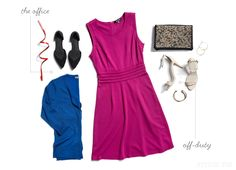 pretty combo! Great colors, looks cute and comfy