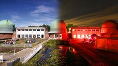 The Observatory Science Centre, half day half night