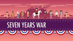 The Seven Years War and the Great Awakening: Crash Course US History #5, via YouTube.
